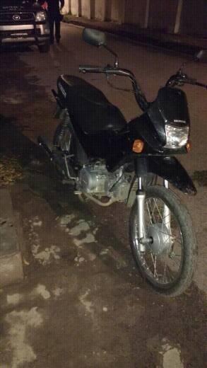 Mucambo-CE: Policia Militar prende homem com moto roubada