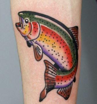 Gambar Tatto Ikan 2
