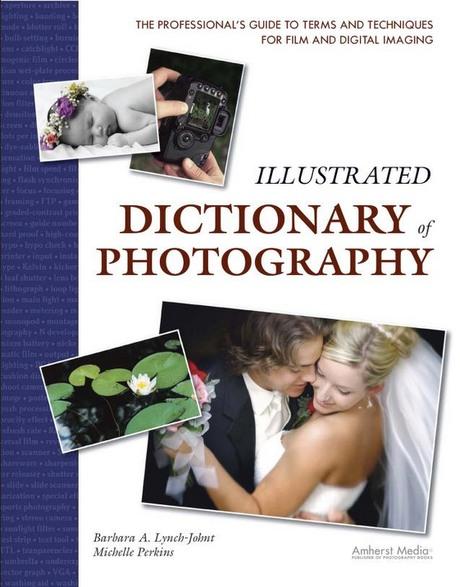 Portada libro: Diccionario ilustrado de la fotografía