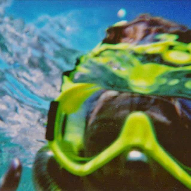Snorkel Selfie