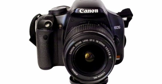 Harga Kamera Canon Eos 450d Terbaru