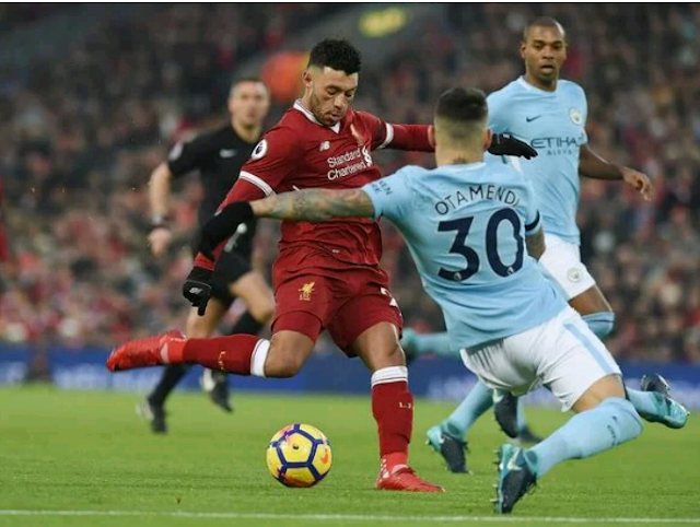 Liverpool defeats Manchester City to record a glorious victory