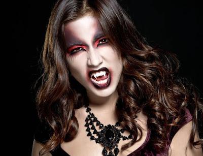 14 idées de maquillage créatif pour halloween