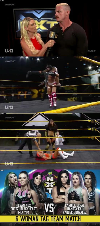 WWE NXT 03 June 2020 WEBRip 480p 300MB