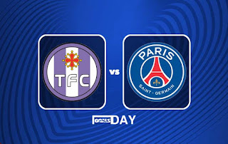 Toulouse vs Paris SG – Highlights