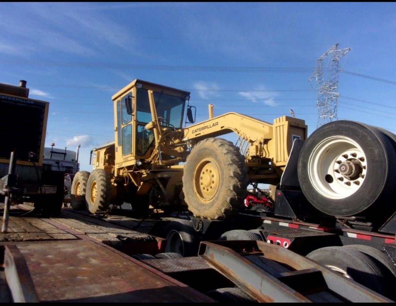 Rafiq Brothers Cat 12g Motor Grader For Sale In Karachi