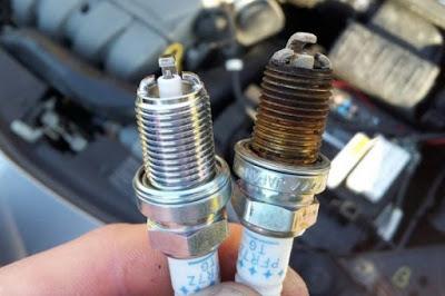 Inilah Deretan Spare Part Motor yang Rentan Rusak