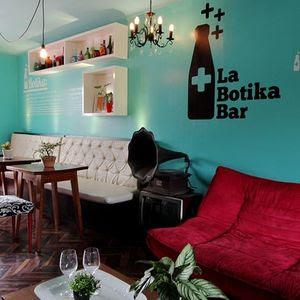 La Botika Bar Miraflores, La Botika Calle Berlín