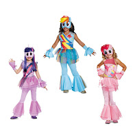My Little Pony the Movie Deluxe Costumes