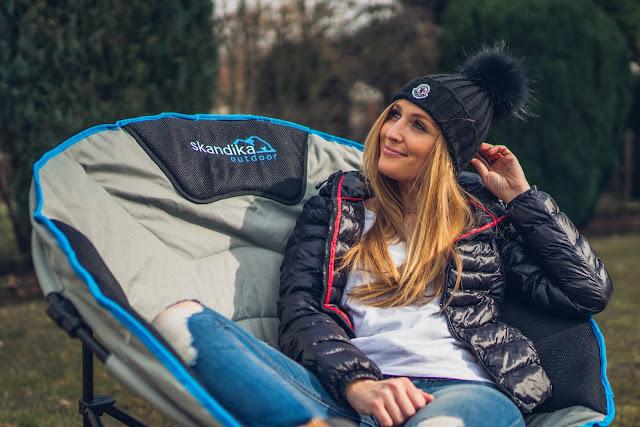 Gear of the Week #GOTW KW 12  Moonchair Deluxe XXL Skandika Outdoor  Faltsessel im XXL-Format  komfortabler Campingstuhl  belastbar bis 150 kg 01