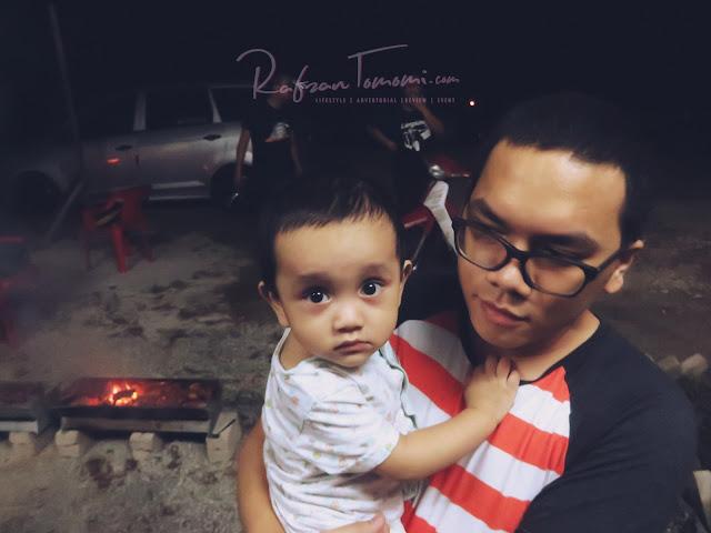 Raya 2016 Punya Cerita Rafzan Tomomi