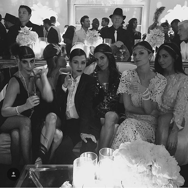 The family Kardashian-Jenner gave a party for 2 million dollars