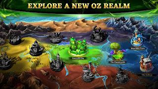 OZ Broken Kingdom MOD v1.6 Apk + Data (Full Mega MOD) Terbaru 2016 5