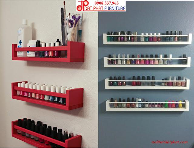 trang trí cửa hàng Nail, trang trí shop nail với chi phí thấp, trang trí cửa hàng Nail đẹp
