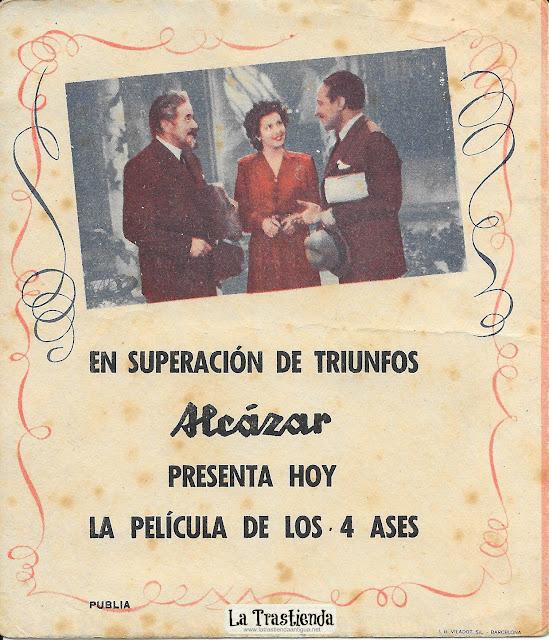 El Frente de los Suspiros - Programa de Cine