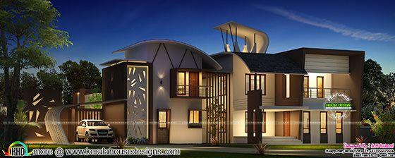 Ultra modern home design of 2016