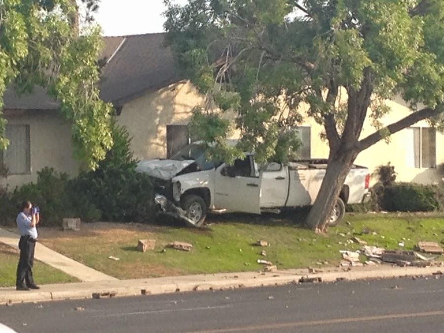 kern county bakersfield pickup truck pedestrian accident fatality wilson road