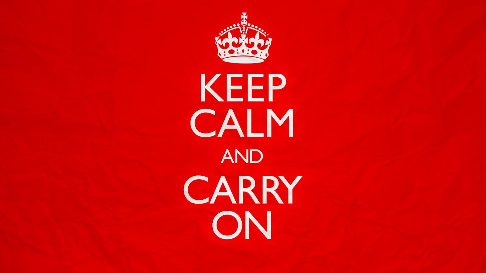 Que Significa Keep Calm: Tatamba Blog De Decoración: ¿QUÉ SIGNIFICA KEEP CALM AND