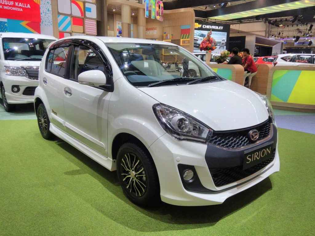 Daihatsu Sigra And Sirion Special Editions