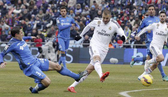 Getafe vs Real Madrid
