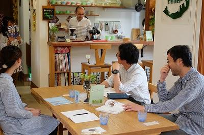Cafe HANA(カフェ ハナ)カフェ開業の話し合い