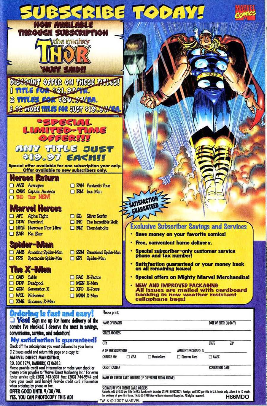 Read online Silver Surfer (1987) comic -  Issue #142 - 27