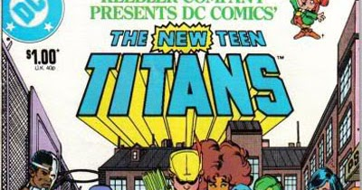 awareness teen titans drug