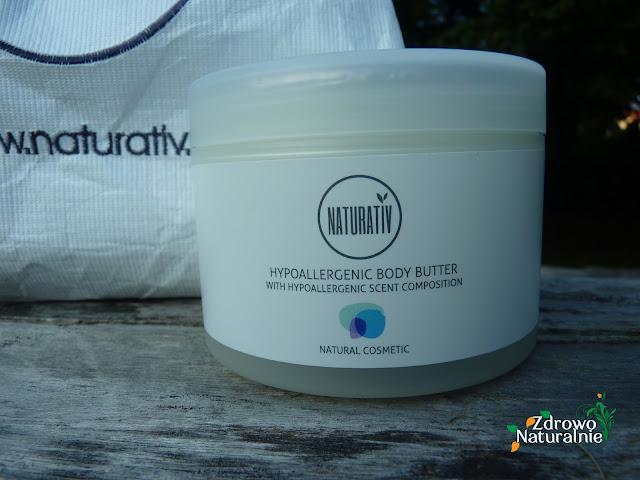 Naturativ - Hipoalergiczne masło do ciała