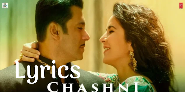 Chashni song lyrics