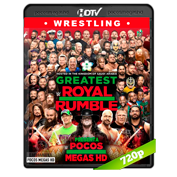 WWE Greatest Royal Rumble Match (2018) 720p Dual Latino Ingles.