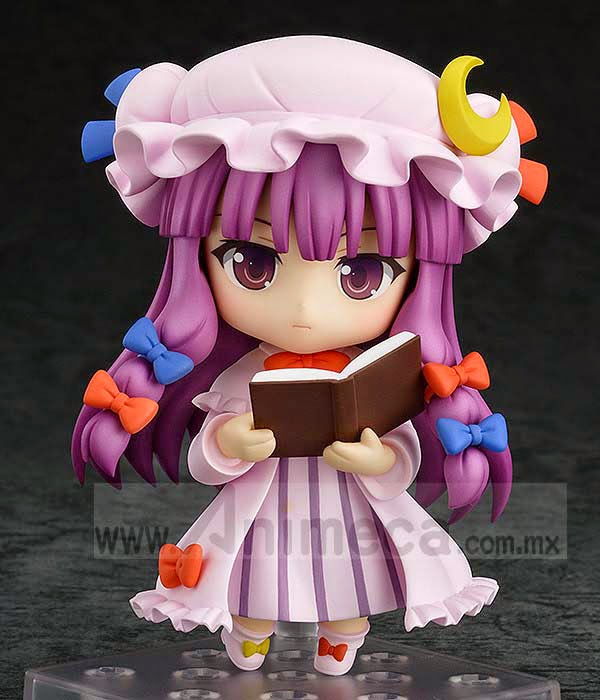 PATCHOULI KNOWLEDGE NENDOROID FIGURE Touhou Project Good Smile Company
