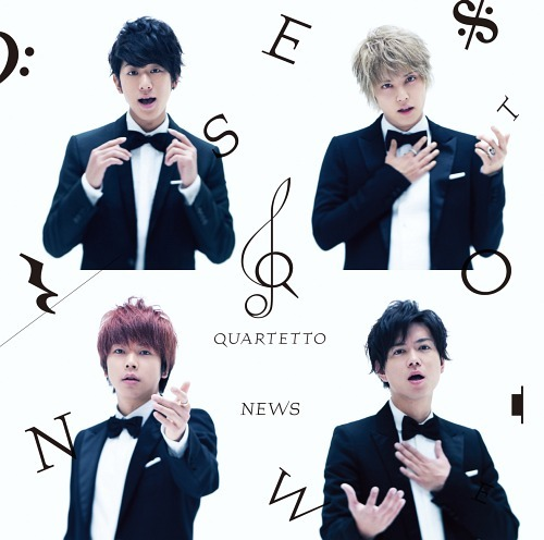 [Album] NEWS – QUARTETTO (2016.03.09/MP3/RAR)