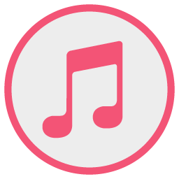 preview of Apple music Folder icon