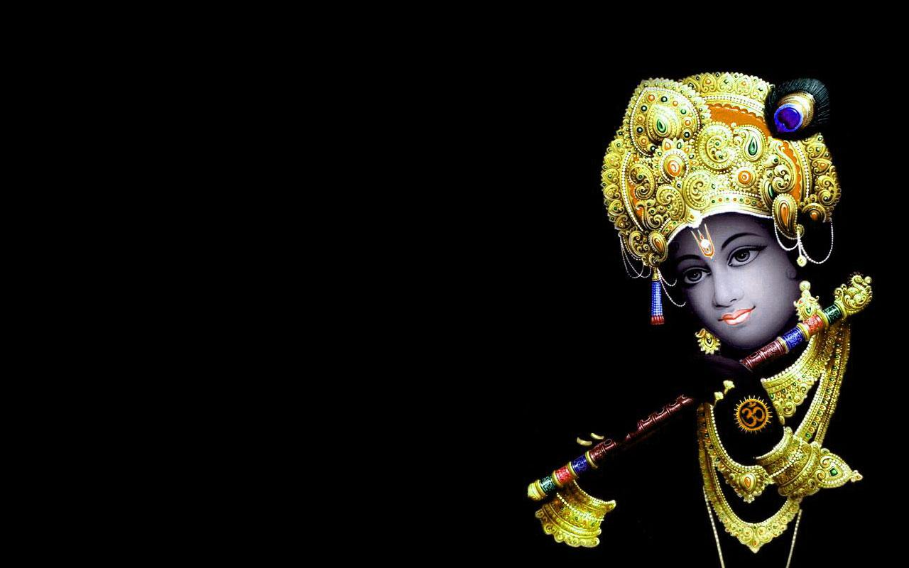 black+lord+krishna+HD+Wallpapers