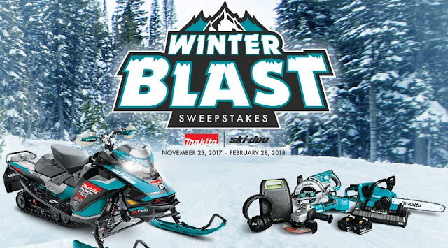 Winter Blast Sweepstakes