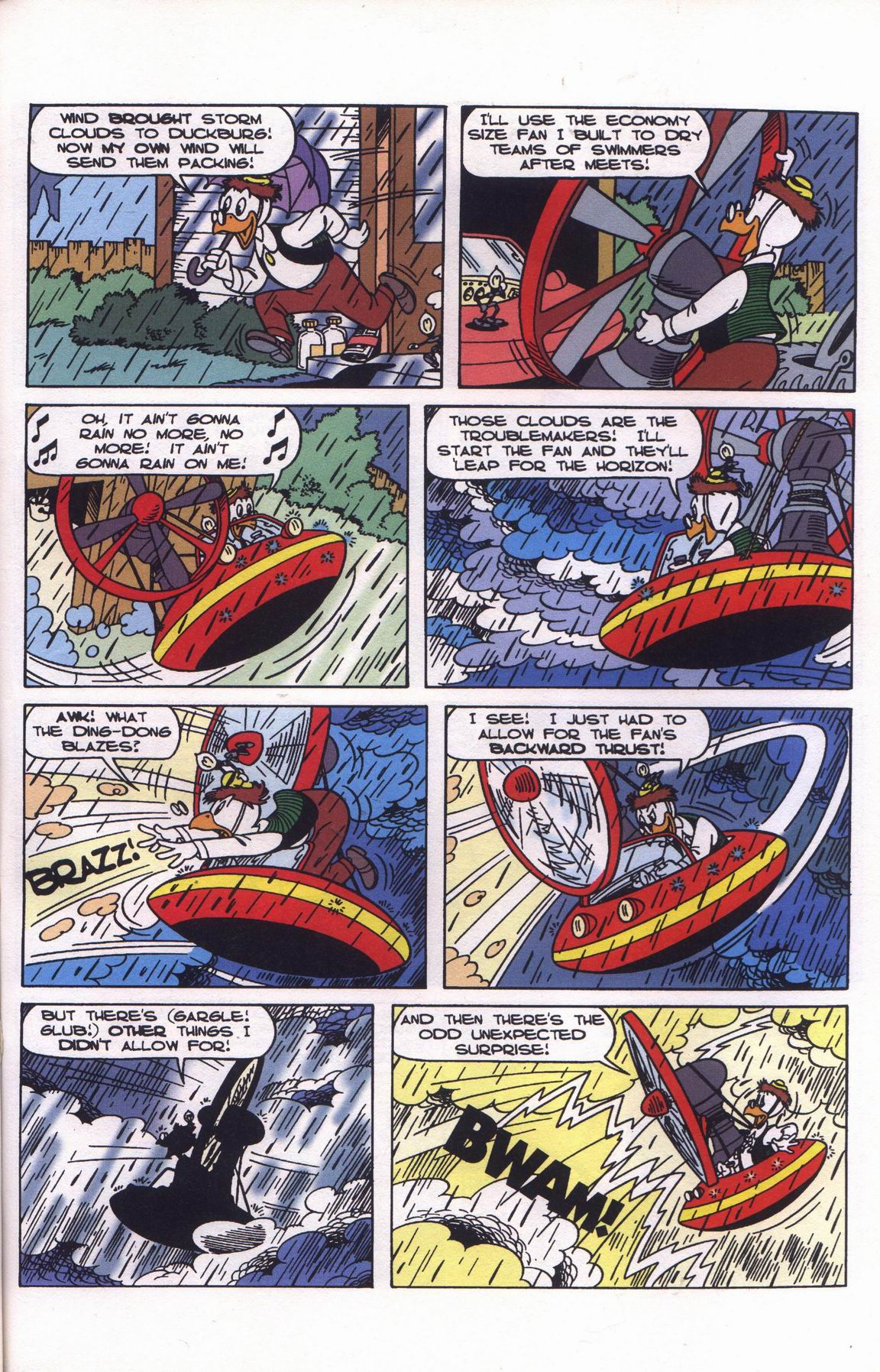 Read online Uncle Scrooge (1953) comic -  Issue #315 - 61