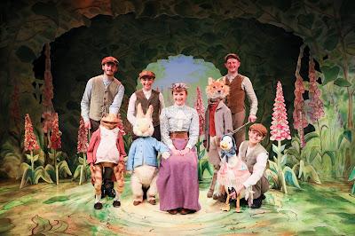 Cast of Peter Rabbit live/ Where is Peter Rabbit?