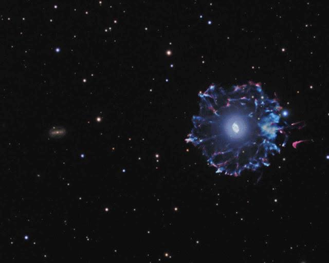 Nebulosa Olho de Gato - Josh Smith