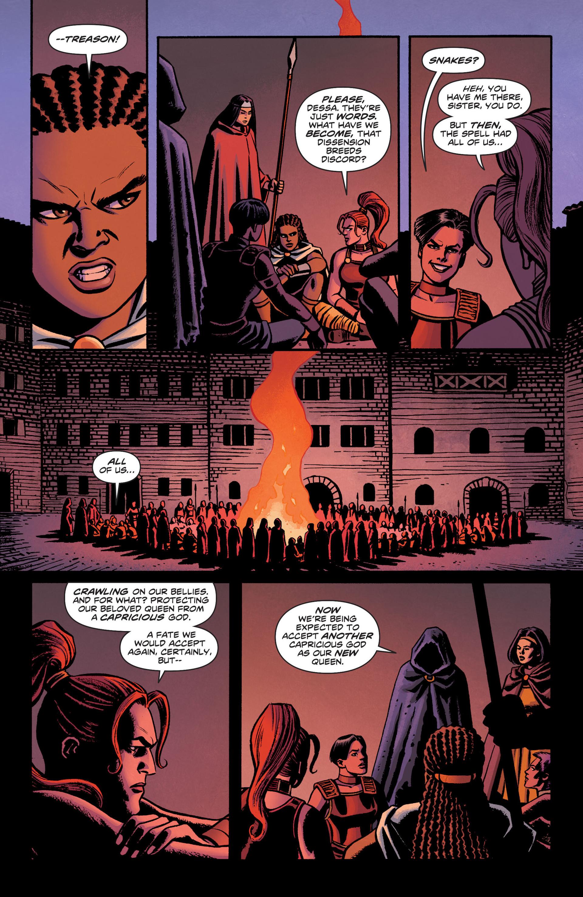 Read online Wonder Woman (2011) comic -  Issue #30 - 9