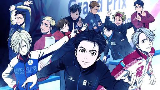 Yuri!!! on Ice BD Episode 1 – 12 Subtitle Indonesia