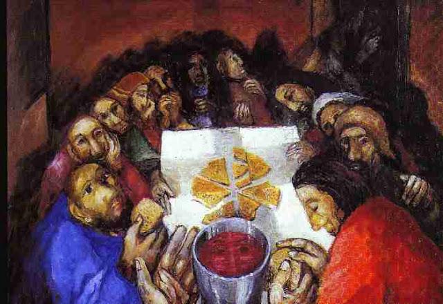 Cena Ebraica da cristiani