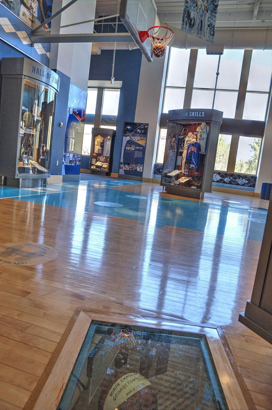 Photo Potpourri: Inside the Dean E. Smith Center and Carolina ...