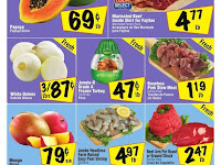 Fiesta Mart Weekly Sales