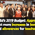 DepEd Budget for 2019: APPROVED