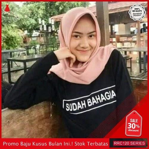RRC120B48 Baju Wanita Wanita Blus Sudah Bahagia Wanita BMGShop