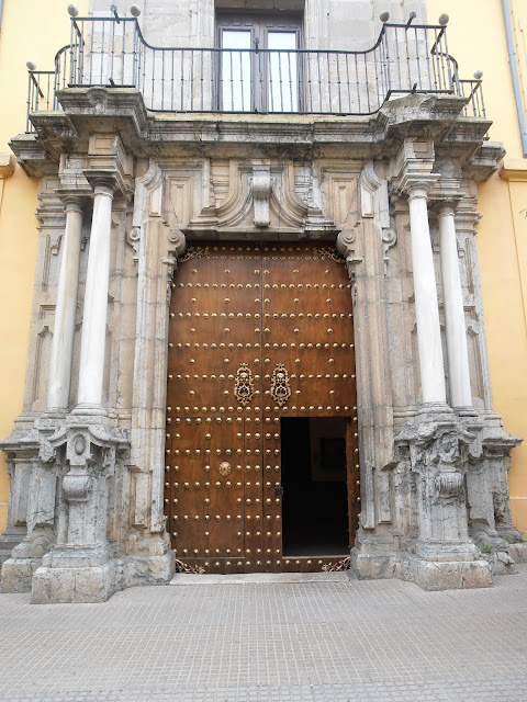 Wooden Door, Cordoba