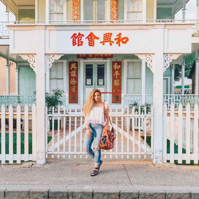 girl in paia hawaii, influencer marketing, good things Utah