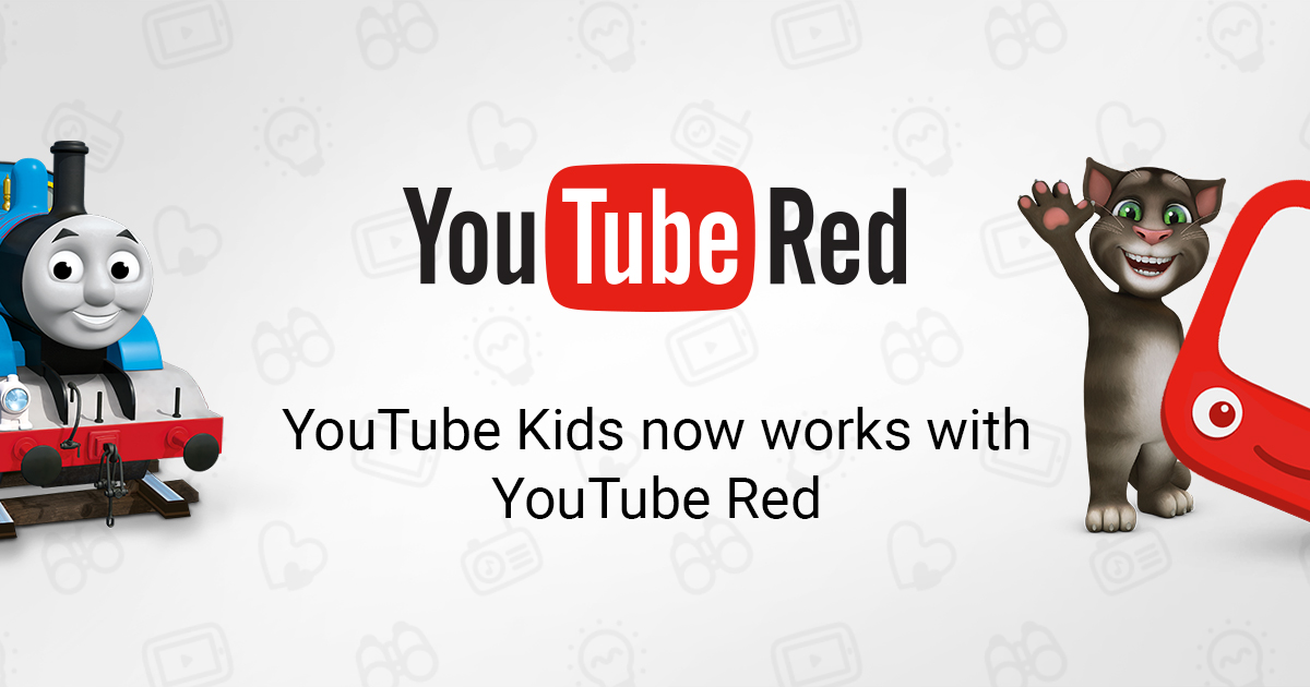 Official YouTube Blog  YouTube Kids now works with YouTube Red f2324292f