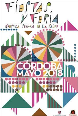 Córdoba - Feria 2018 - Zum Creativos sobre boceto de Tomás Egea