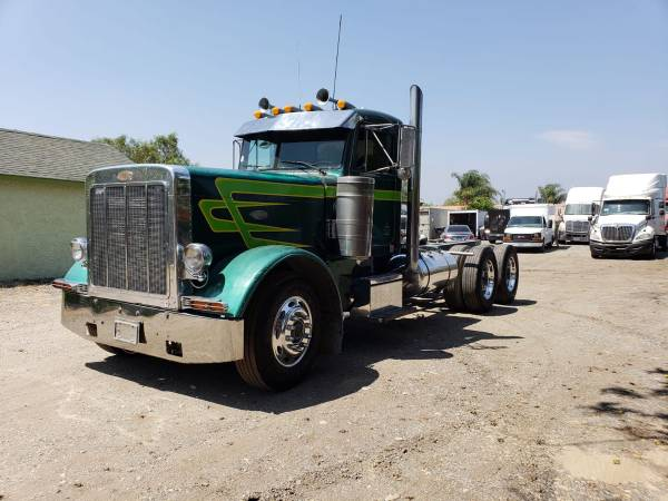 1987 Peterbilt 379 Daycab For Sale